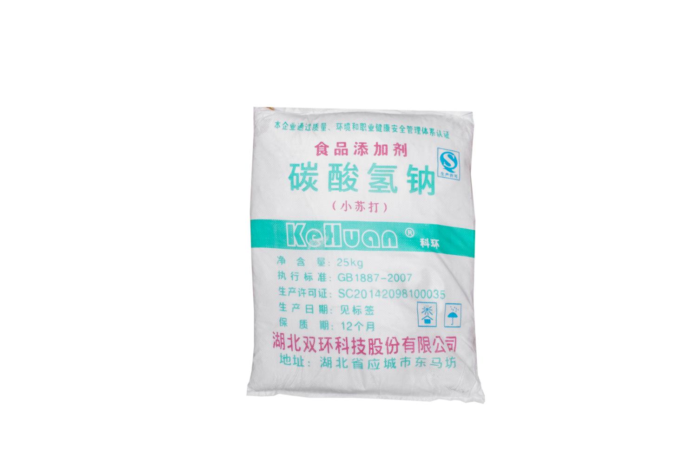 产品名:碳酸氢钠